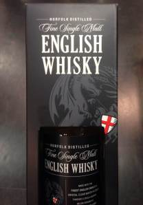 English Whisky Company - Fine Single Malt
