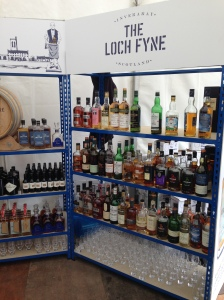 1/3 of Loch Fyne Whiskies