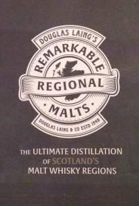 Douglas Laing's Remarkable Regional Malts