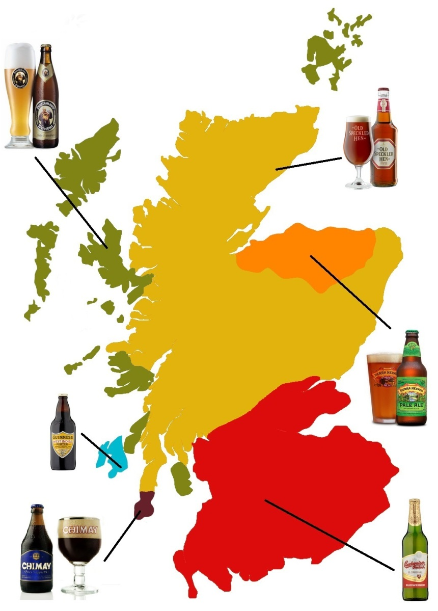 From Whisky To Beer - A Spirited Journey