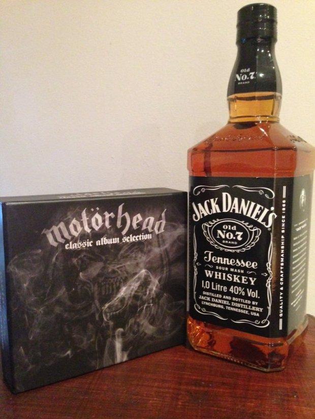 Motorhead and Jack