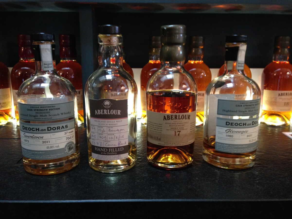 Aberlour - Casks From The Past