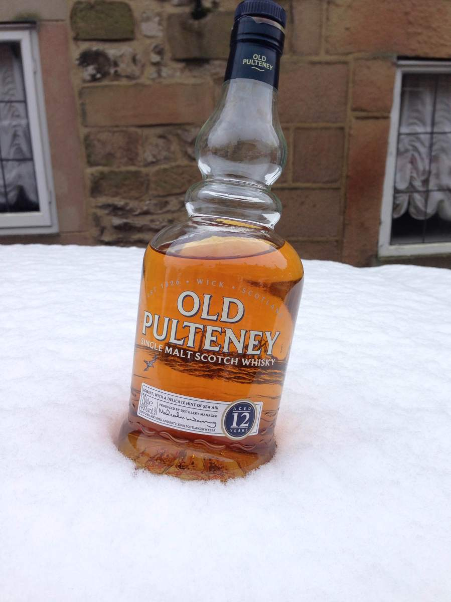Tasting Notes: Old Pulteney - 12 Years Old