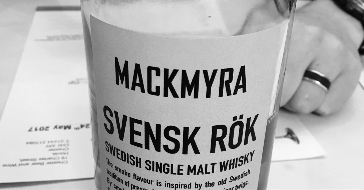 An Evening with Mackmyra
