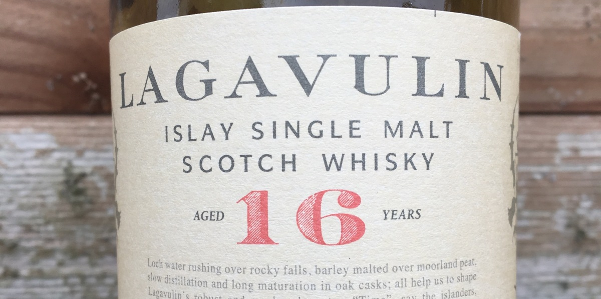 Tasting Notes: Lagavulin - 16 Years Old