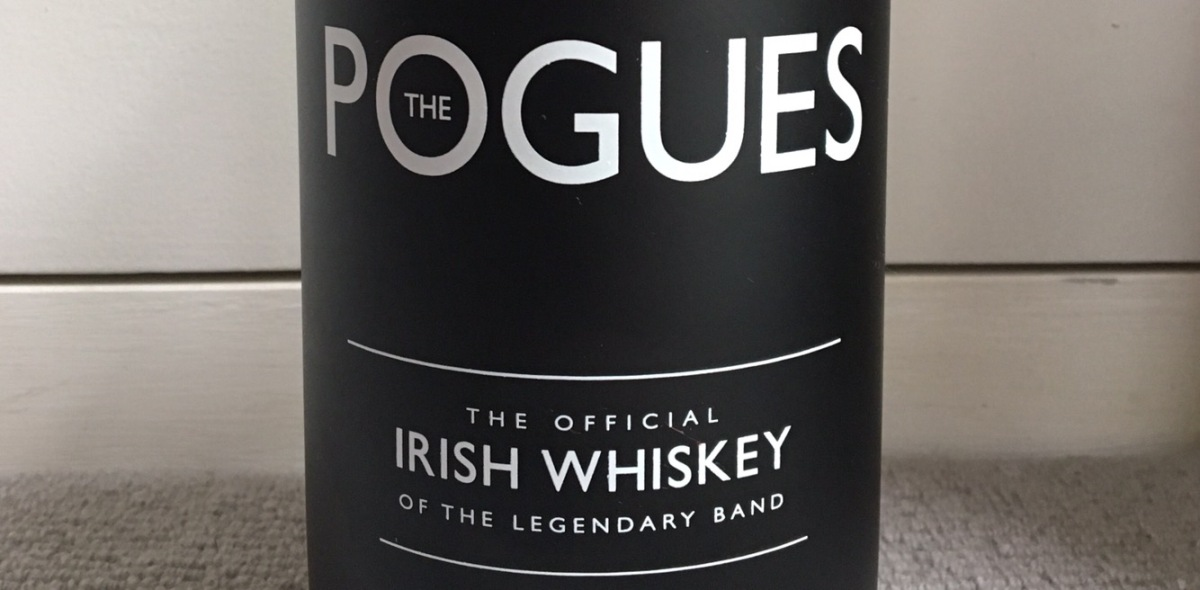 Tasting Notes: The Pogues Irish Whiskey