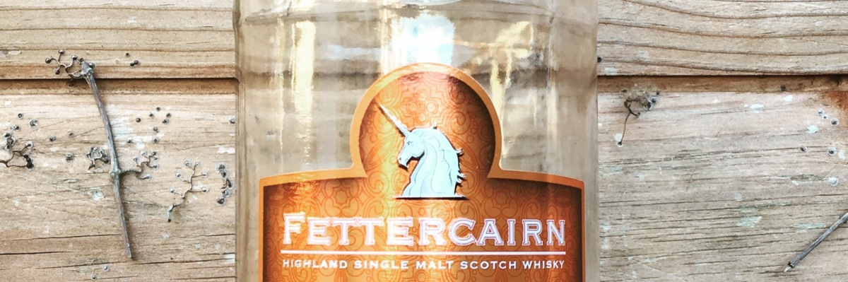Tasting Notes: Fettercairn - 20 Years Old (Old Particular - Douglas Laing)