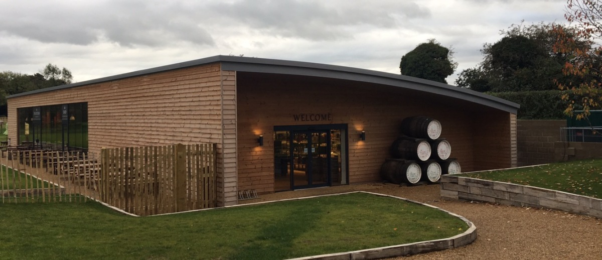 Venue Visit: The English Whisky Company