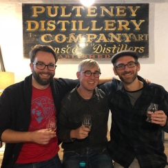 Whisky Unplugged @ Pulteney Tasting Room