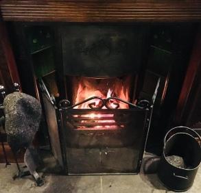 Open Fire @ Helgi's
